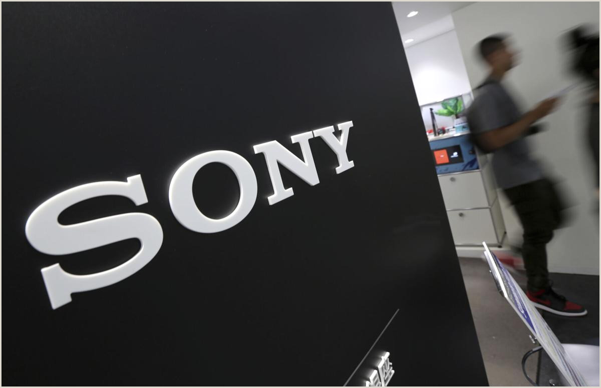 Unique Tech Business Cards Sony S Profits Rise As Pandemic Has People Playing Games