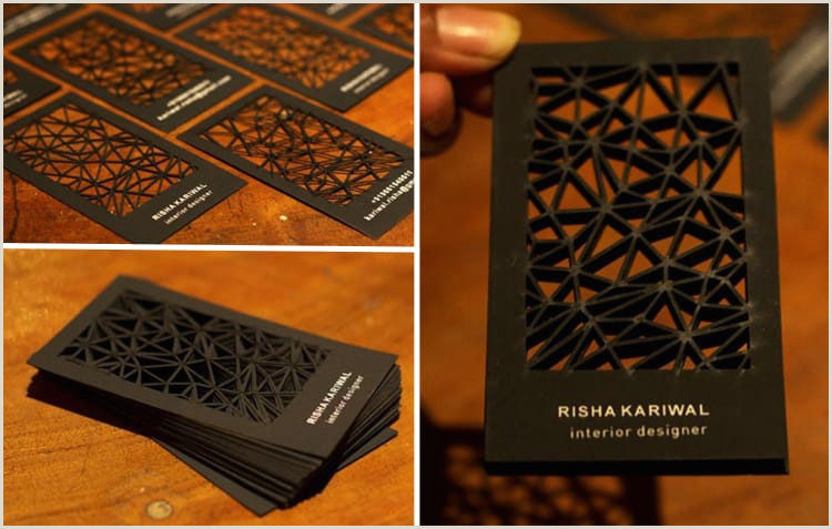 Unique Things For Business Cards 40 Cool Business Card Ideas That Will Get You Noticed