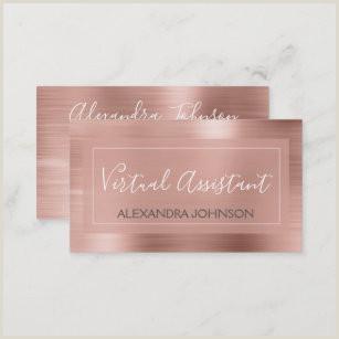 Unique Virtual Assistant Business Cards Virtual Assistant Business Cards Business Card Printing