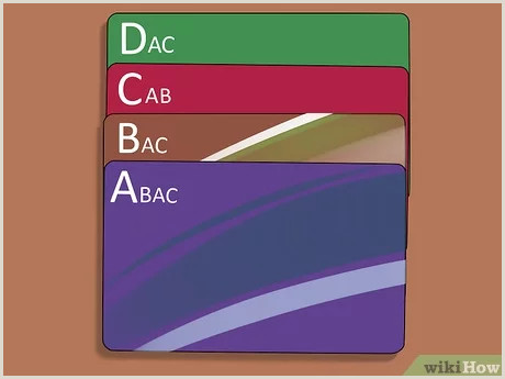 Unique Way To Organize Business Cards 3 Ways To Organize Business Cards Wikihow