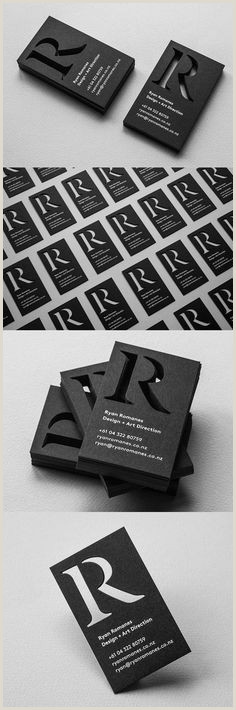 Unique Ways To Hand Out Business Cards 40 Business Cards Ideas In 2020