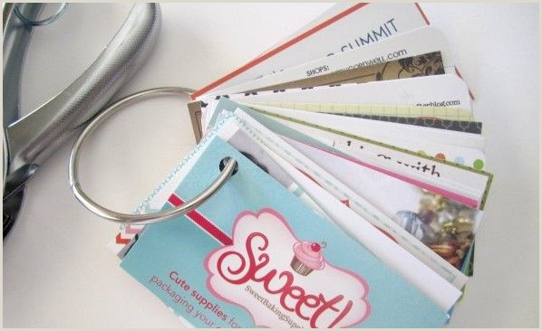 Unique Ways To Hold Business Cards Clever Business Card Storage Ideas Rachel Hollis