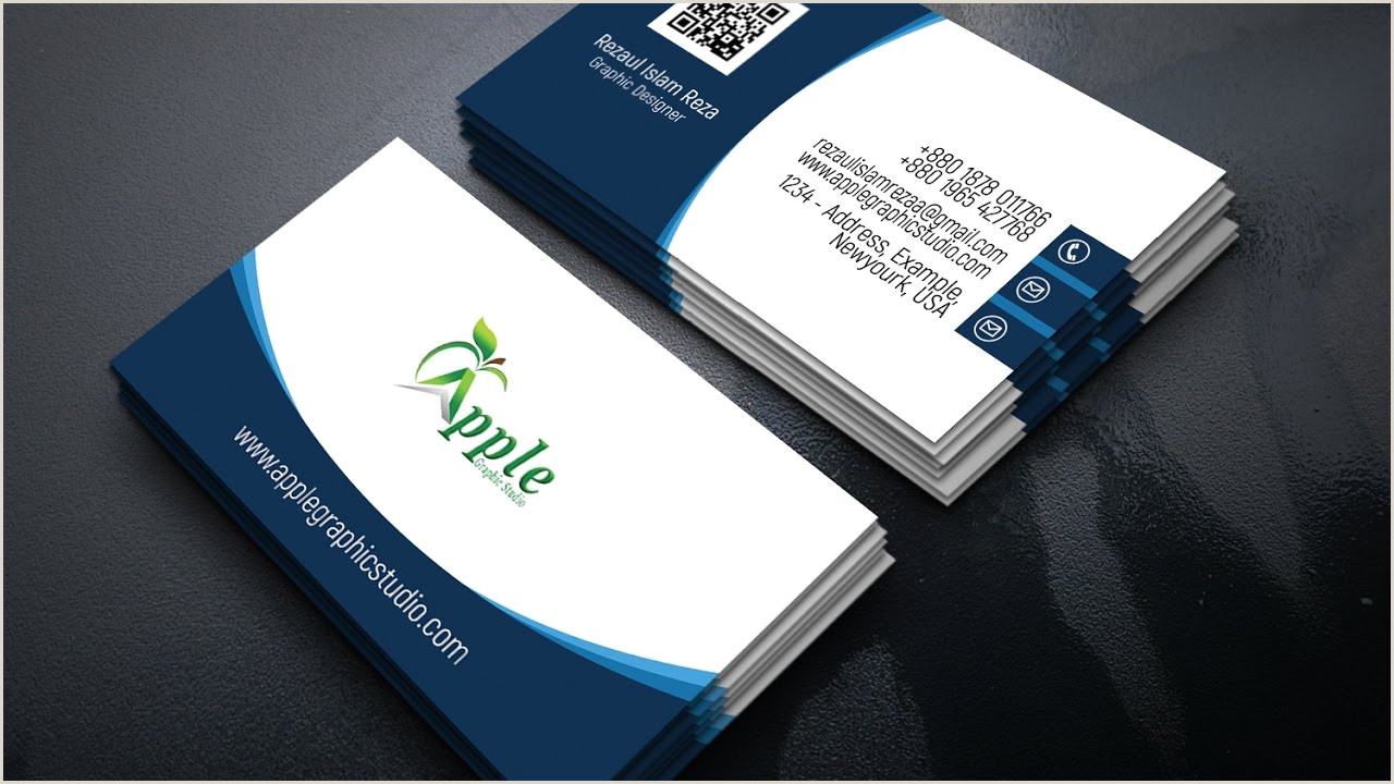 Use Best Business Cards To Design Youtube Etc Headers Professional & Modern Business Card Design By Using Shop