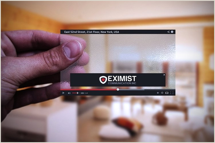 Use Best Business Cards To Design Youtube Etc Headers Transparent Youtube Business Card