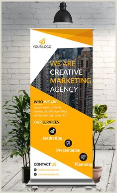Vertical Banner Design 20 Best Stand Up Banners Images
