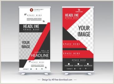 Vertical Banner Design Banner Templates Vertical Roll Design Vectors Stock For Free