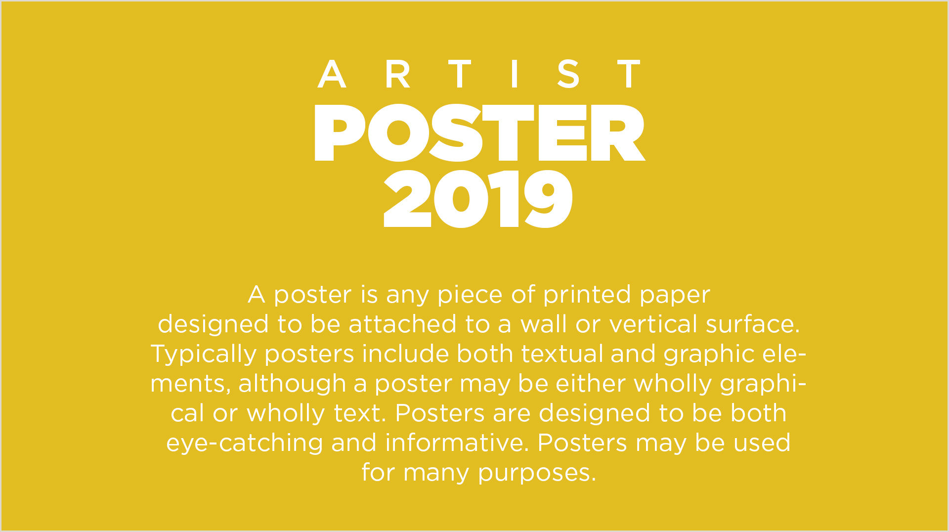 Vertical Banner Design Poster Collection 2019 On Behance