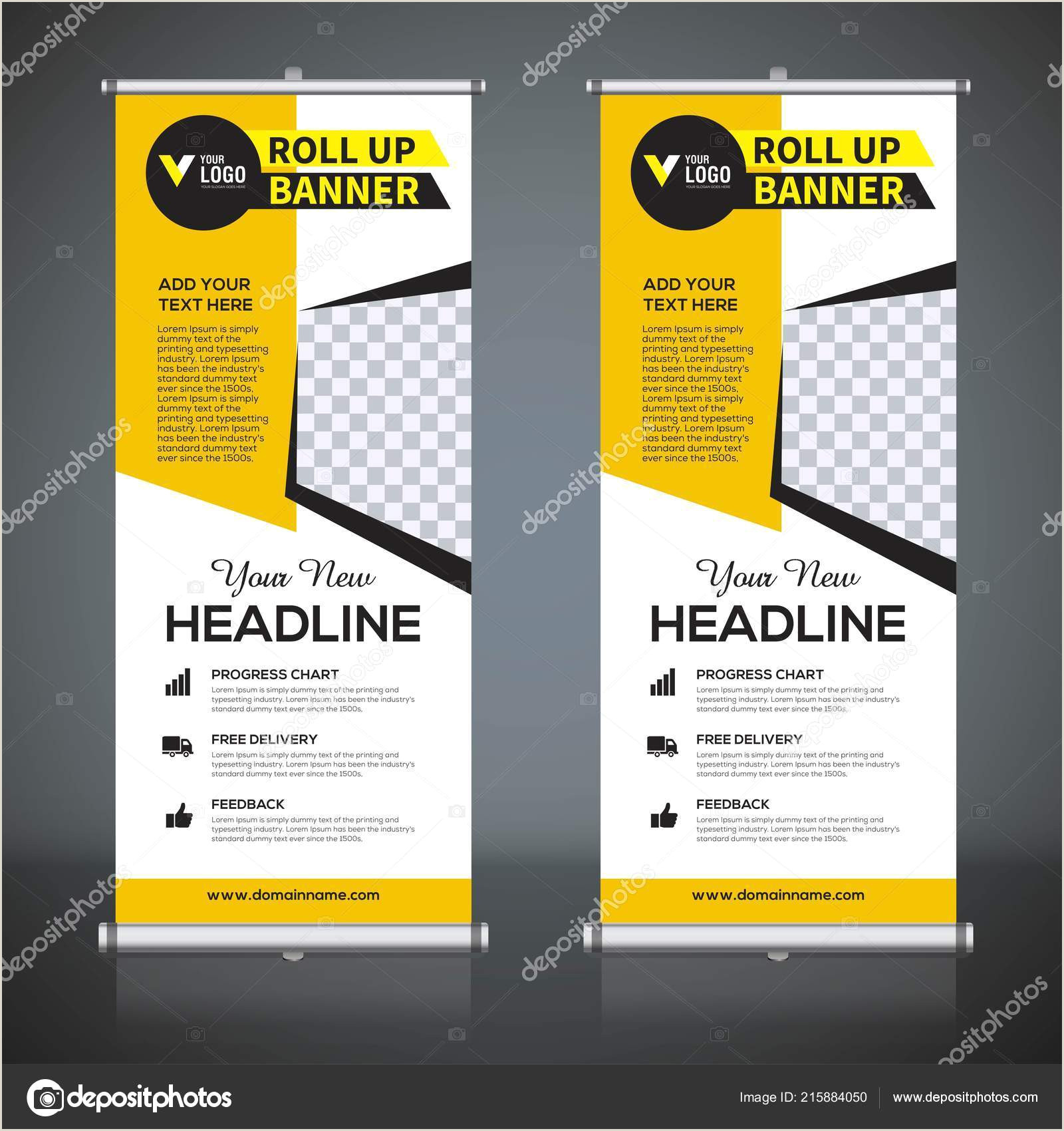 Vertical Banner Holder Roll Up Banner Design Template Vertical Abstract Background Pull Up Design Modern X Banner Rectangle Size