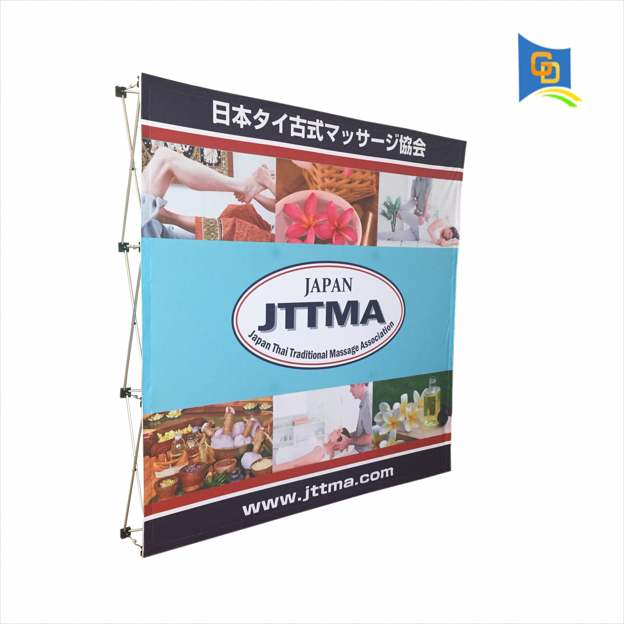 Vertical Banner Holder Wholesale Pop Banners Buy Cheap In Bulk From China