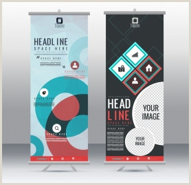 Vertical Banners Design Banner Templates Vertical Roll Design Vectors Stock For Free
