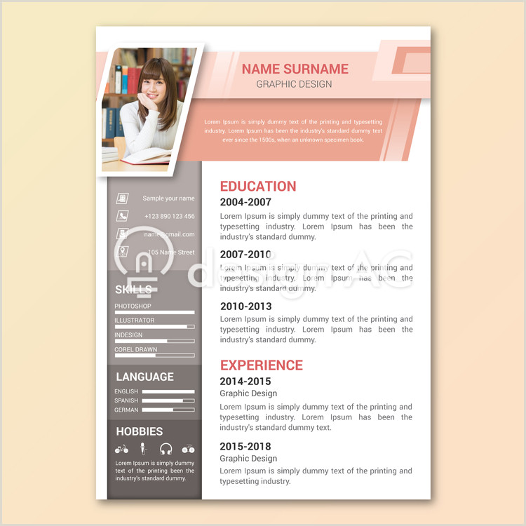 Vertical Banners Design People Introduction Free Template
