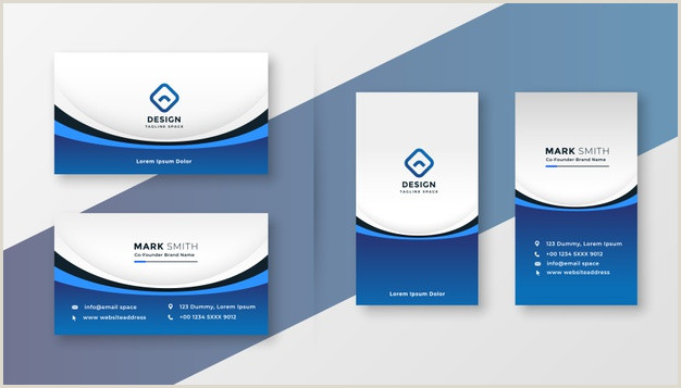 Vertical Business Card Design Vertical Business Card