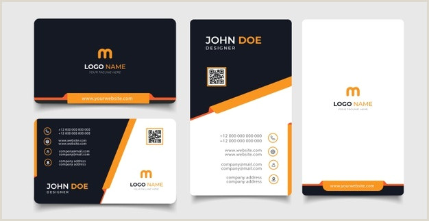 Vertical Business Card Designs 1 214 Vertical Business Card