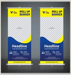 Vertical Retractable Banner Retractable Banners Vector Over 560
