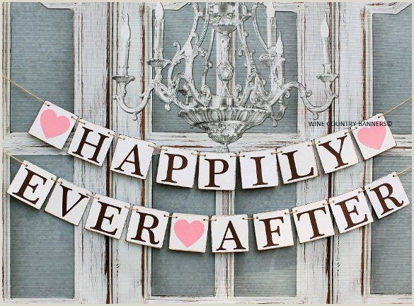 Vertical Signs And Banners Wedding Banner Template – 25 Free Psd Ai Vector Eps