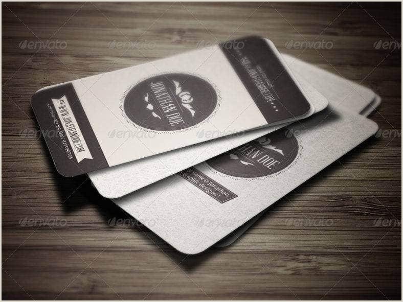 Vintage Business Cards Templates Free 13 Vintage Business Card Templates Ms Word Shop