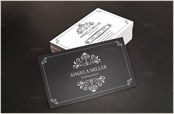 Vintage Business Cards Templates Free 22 Best Vintage Business Card Templates Ai Ms Word