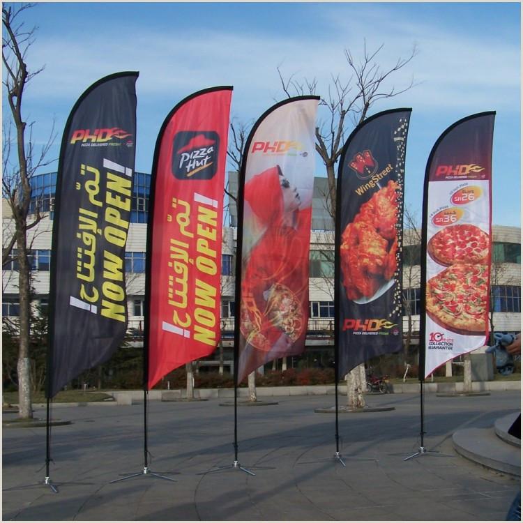Vinyl Banner Holder Outdoor Advertising Pole Flying Banner Stand Wholesale Buy