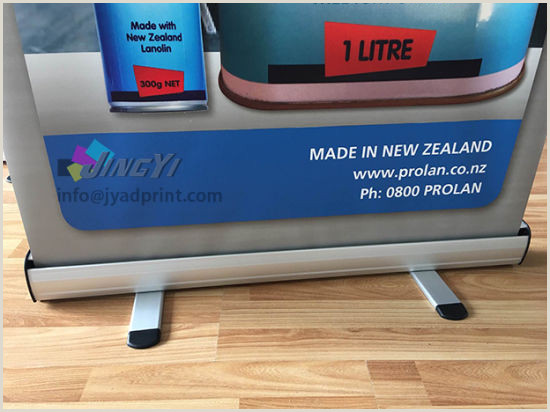 Vinyl Banner With Stand Steady Roll Up Banner Stand With Pvc Vinyl Graphic Printing