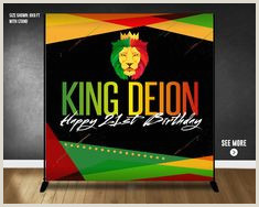 Vinyl Table Banner 50 Best Birthday Party Ideas Images In 2020