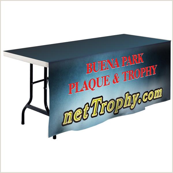 Vinyl Table Banner Banner Custom Table Cover