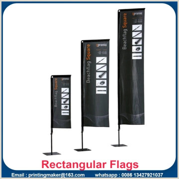 Vinyl Table Banner China Supplier Of Rectangular Banner Flags Foldable