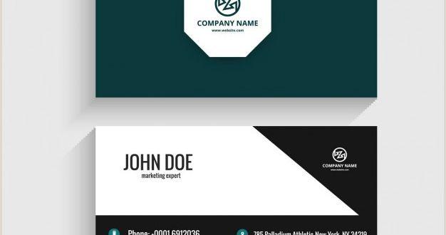 Visit Card Design Online Download Vector Modern Visiting Card with Octagon