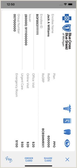 Visit Card Online Bcbsm Na App Store