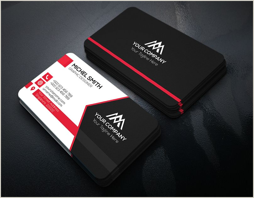Visit Card Online Modern Business Card On Behance