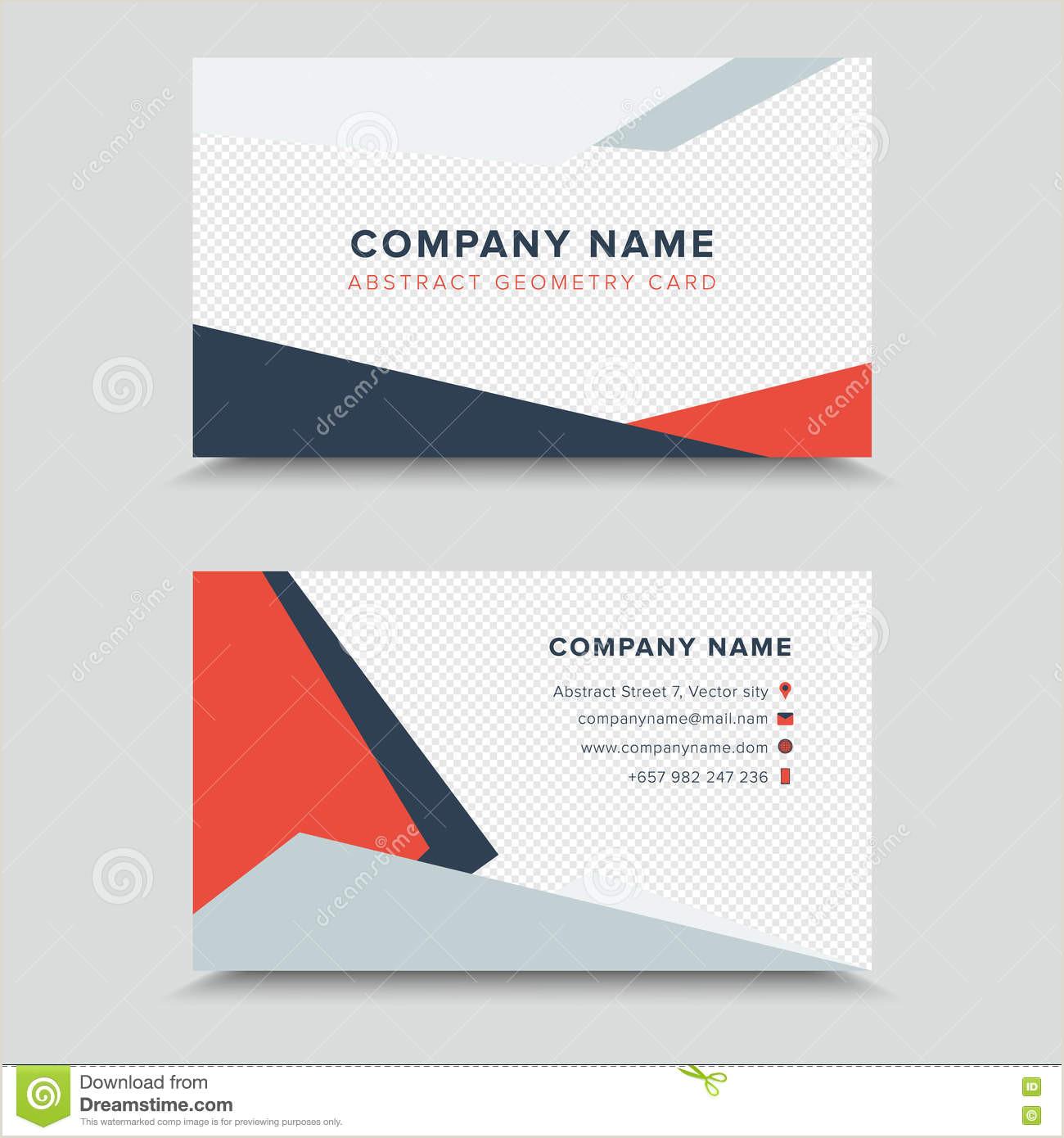 Visit Card Template Visit Card Template Stock Illustrations – 9 897 Visit Card