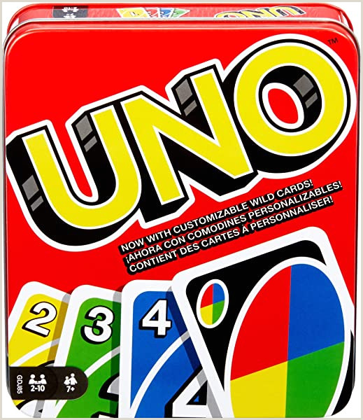 Visit Cards Amazon Mattel Games Uno Toys & Games