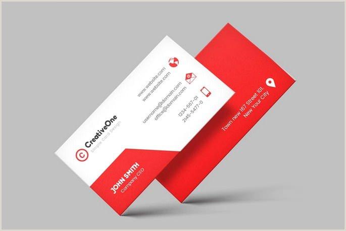 Visit Cards Design 30 Best Visiting Card Designs Templates 2020 Templatefor