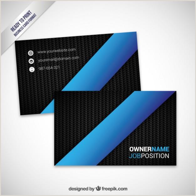 Visit Cards Design Download Vector Dark Visit Card Design Vectorpicker