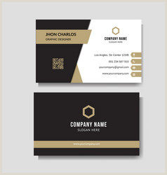 Visit Cards Designs Visit Card Luxury Vector Over 1 000