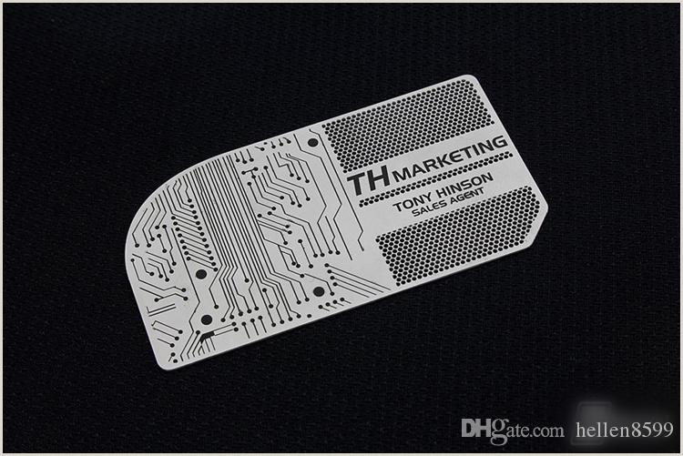 Visit Cart Sample 2020 Metal Business Card Vip Card High End Business Card Design From Hellen8599 $135 68