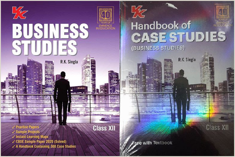 Visit Cart Sample Business Stu S For Class 12 With Handbook Of Case Stu S Cbse 2020 2021 Edition By Rk Singla