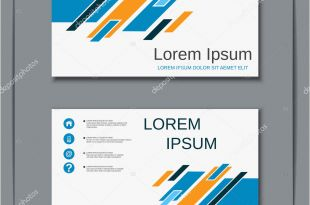 Visiting Card Designs Online Business Visiting Card Vector Design Template