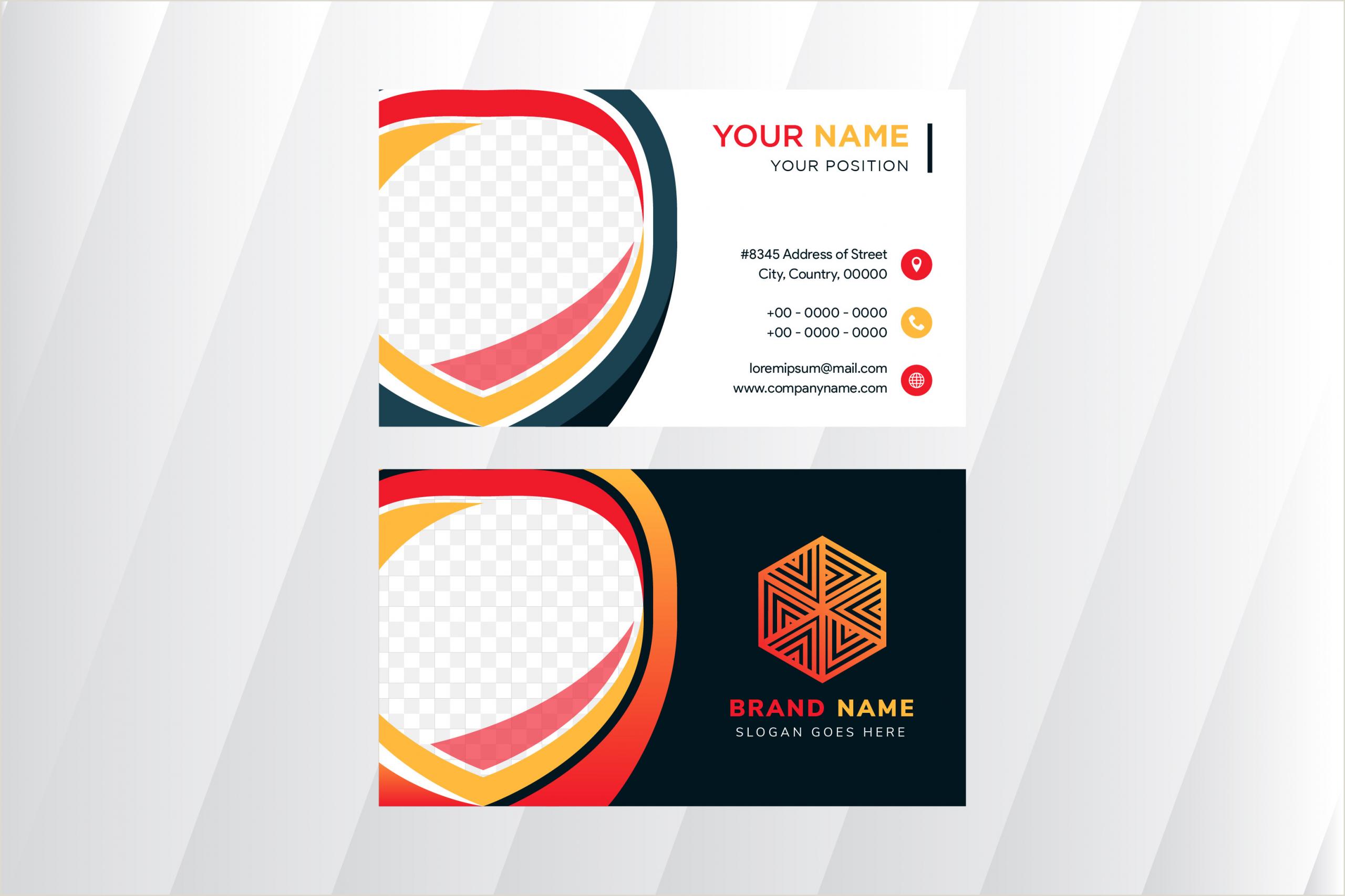 Visiting Card Format Design Graphic Resources Design Visiting Card Background