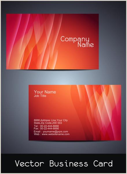 Visiting Card Format Visiting Card Design Free Vector In Encapsulated Postscript