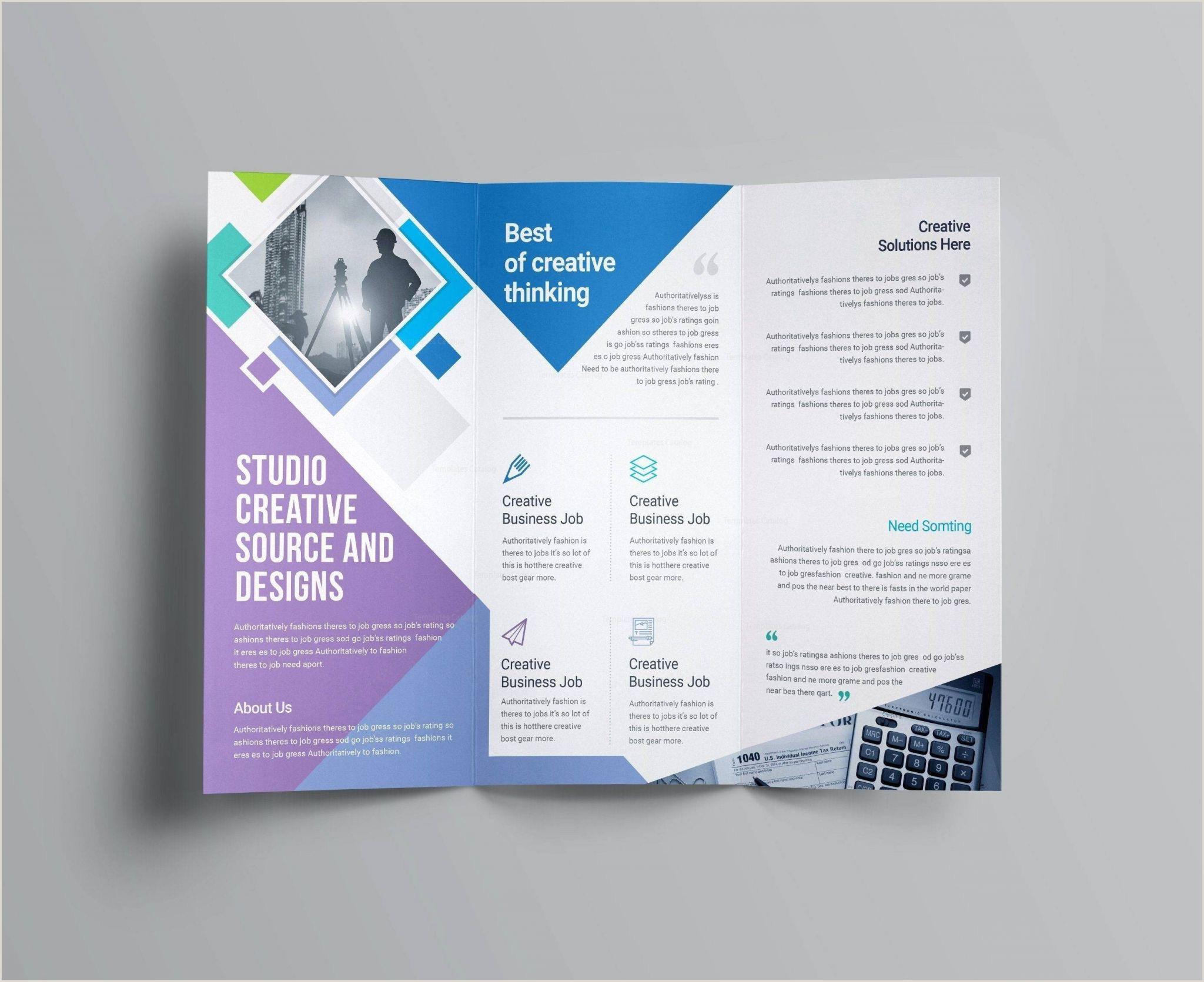 Visiting Cards Samples Georgia Tech Business Card Template