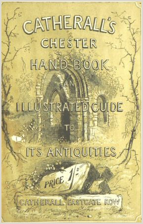 Vista Print Banner Prices The Stranger S Handbook To Chester [1856] By Thomas Hughes