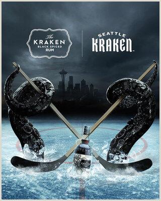 Vista Print Outdoor Banner Kraken Ice Kraken Rum Announces Ficial Partnership