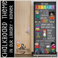 Vistaprint Banner Prices Library theme Classroom Decor