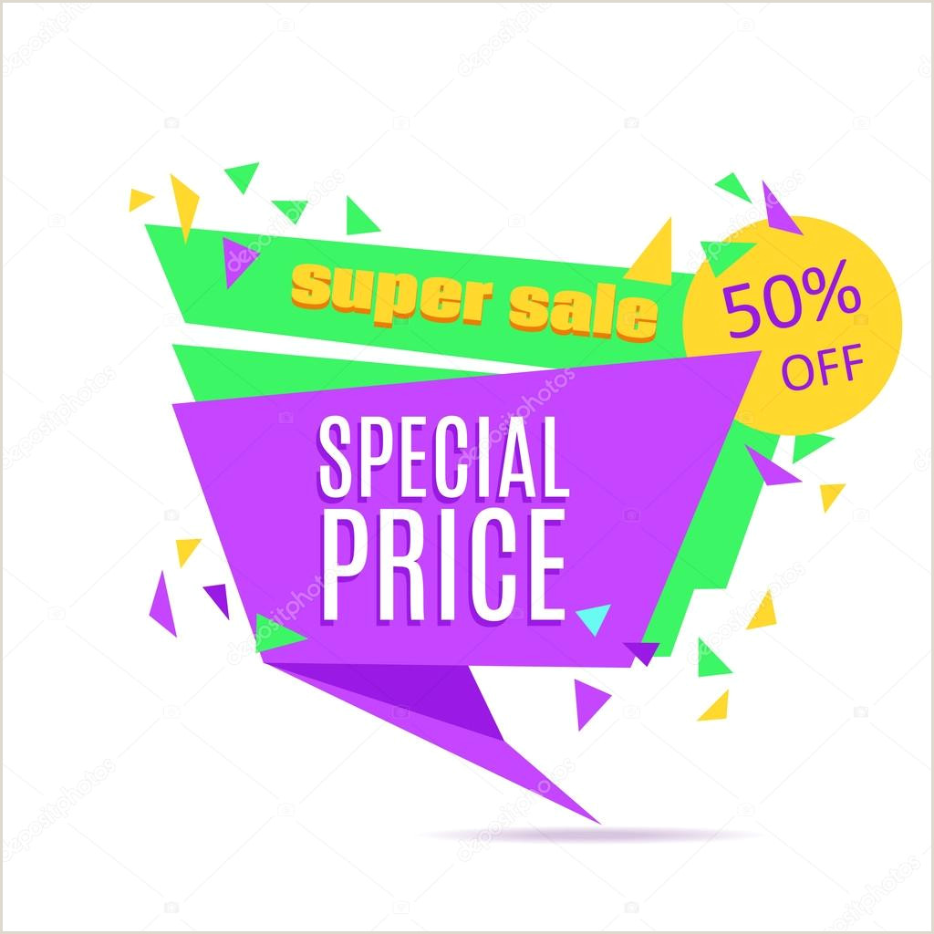 Vistaprint Banner Prices Super Sale And Special Price Paper Banner Sale Background Sale Tag Sale Poster Sale Vector Special Fer Shopping Banner Template Off