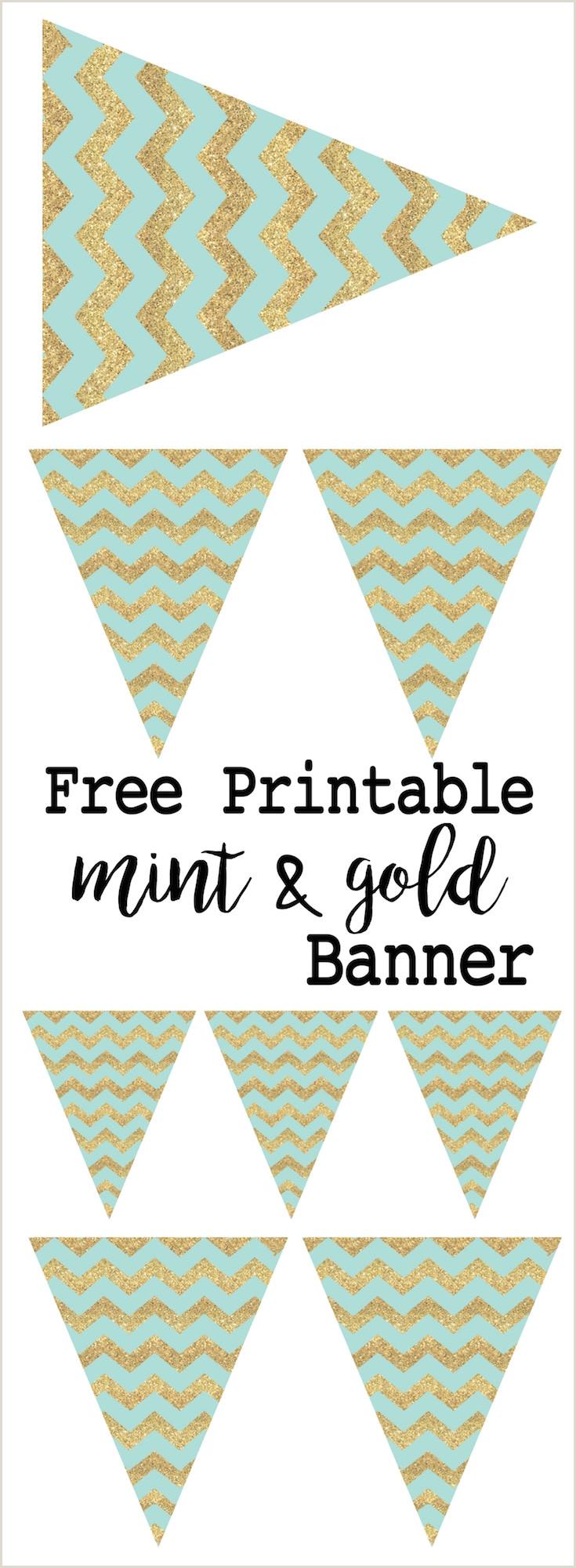 Vistaprint Custom Banners Printed Mint Template
