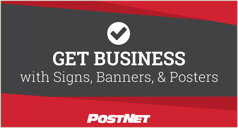 Vistaprint Signs And Banners Printing Shipping And Design Services — Postnet