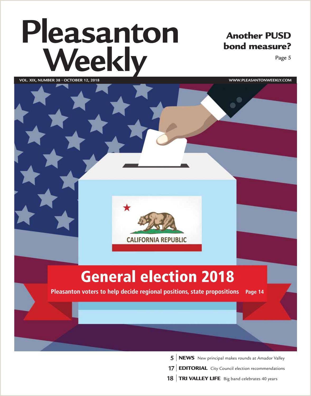 Vistaprint Table Banner Pleasanton Weekly October 12 2018 By Pleasanton Weekly Issuu
