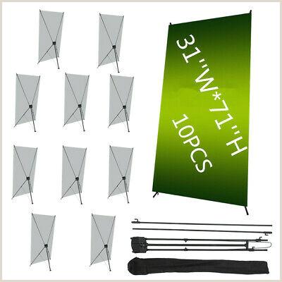 Vistaprint Vertical Banner Stand Vistaprint Banner Stand £35 00