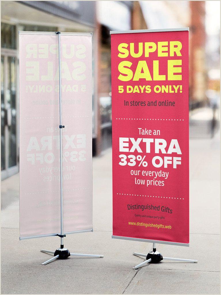 Vistaprint Vertical Banner Stand Vistaprint