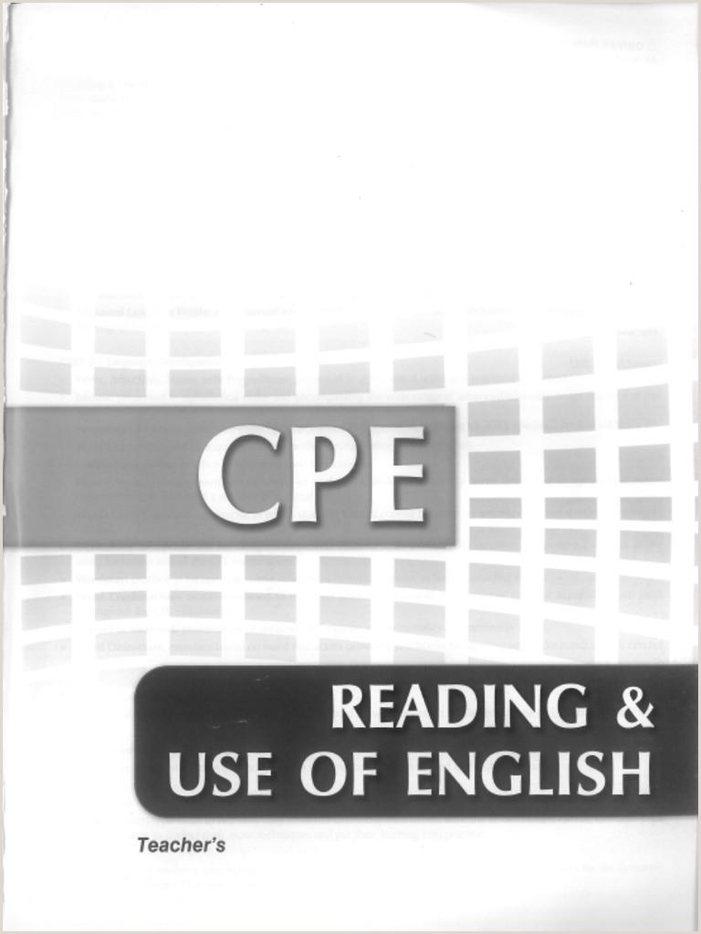 Visting Card Cpe Reading & Use Of English Grivas 2013 Pdf